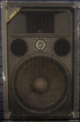 Bell-CX-500-luidspreker