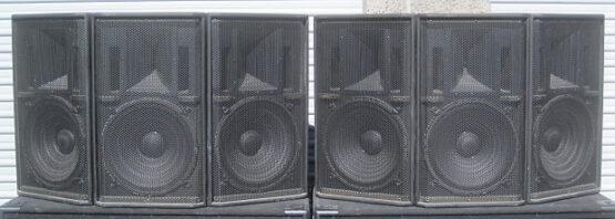 Electro Voice DLM1152 Deltamax array