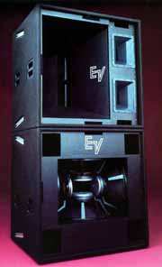 Electro Voice MT4 luidspreker set