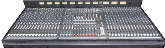 Soundcraft K2 mengpaneel