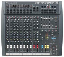 Soundcraft spirit powerstation
