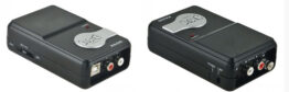 DAP USB-Line-Phone converter DS-CV1 front and rear