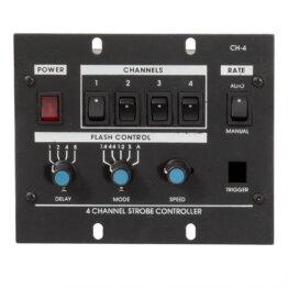 4ch Stroboscoop controller_W3R9127