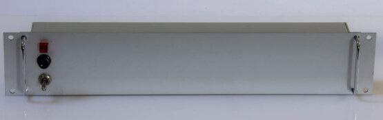 6x schuko front schakel unit 19inch_W3R9200