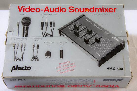 Alecto video audio soundmixer_W3R9094