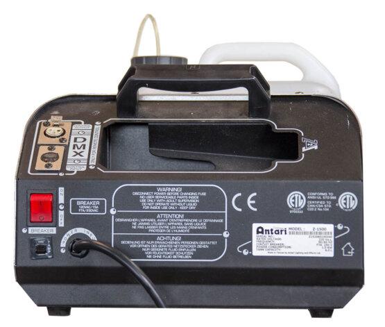 Antari Z1500 rookmachine_W3R8065