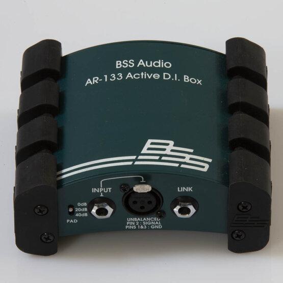 BSS AR-133 Active D.I. Box_W3R9152