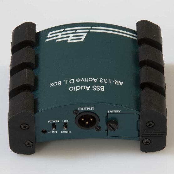 BSS AR-133 Active D.I. Box_W3R9153