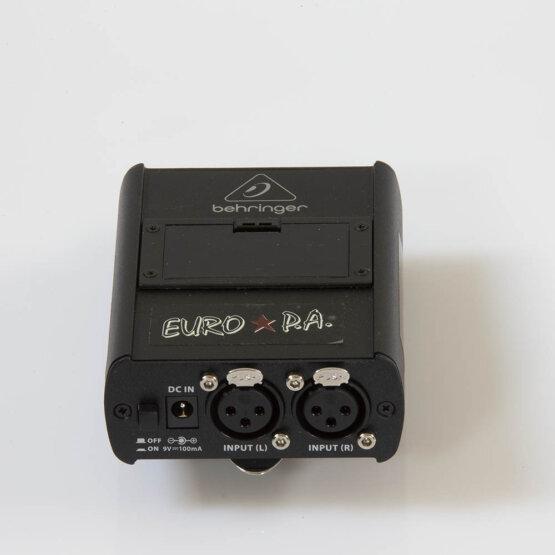 Behringer P1 powerplay personla in-ear monitor amplifier_W3R9155