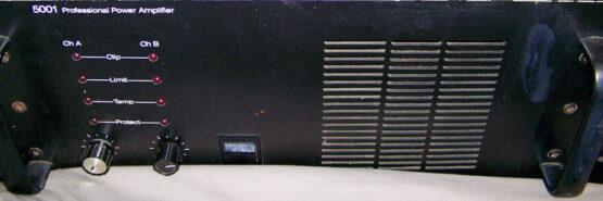Crest Audio 5001