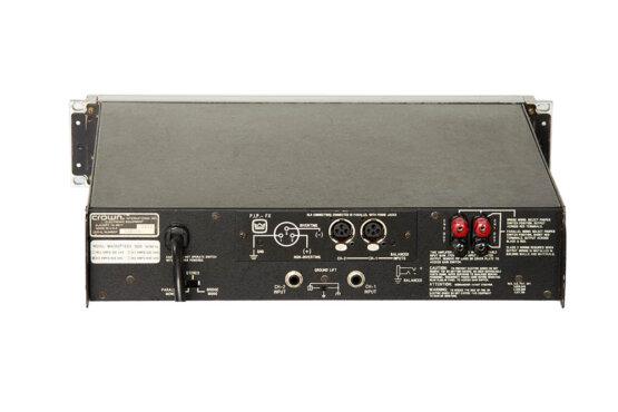 Crown Macro-Tech 1200_W3R8818