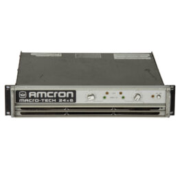 Crown Macro-Tech 24x6_W3R8821