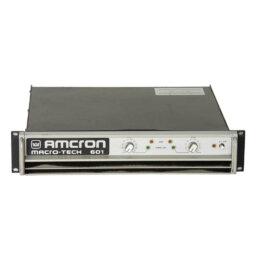 Crown Macro-Tech 601_W3R8819