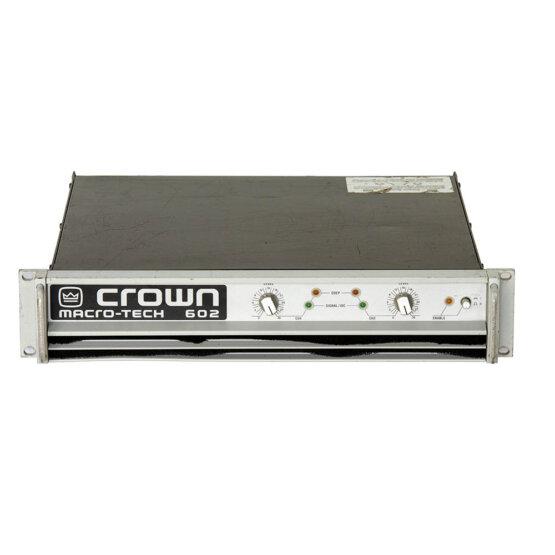 Crown Macro-Tech 602_W3R8815