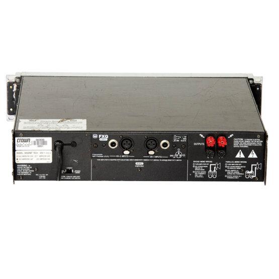 Crown Macro-Tech 602_W3R8816