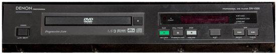 Denon DVD player DN-V200_W3R8373