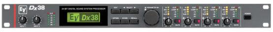 Electro Voice Dx38 2