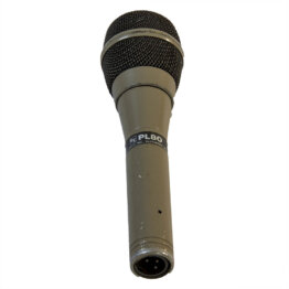 Electro Voice PL80 Dynamic Super Cardioid vocal microphone_W3R9190