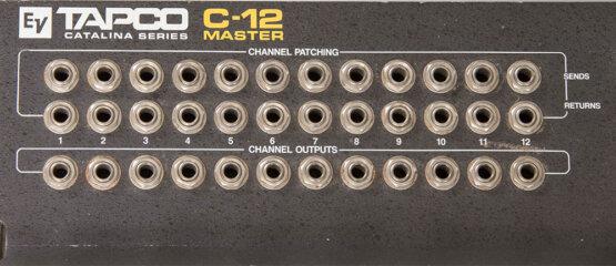 Electro Voice Tapco C-12_W3R8164