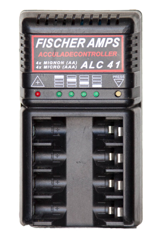Fisher Amps ALC41_W3R8000