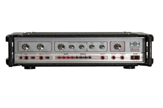 HH electronic Digital Multi-Echo_W3R9055
