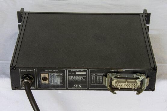 I.E.S. 6x2,5 Kw Dimmer Unit_W3R8865