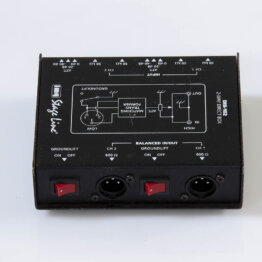 IMG Stage Line DIB-12 2-way Direct Box_W3R9165