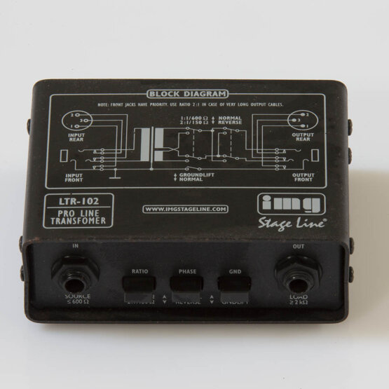 IMG Stage Line LTR-102 Pro Line Transformer_W3R9146