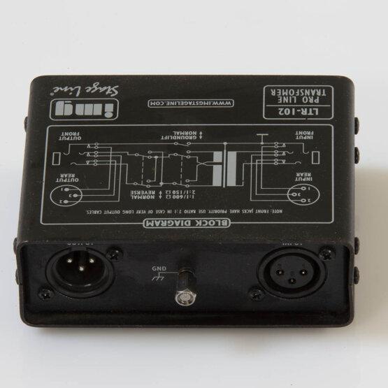 IMG Stage Line LTR-102 Pro Line Transformer_W3R9147