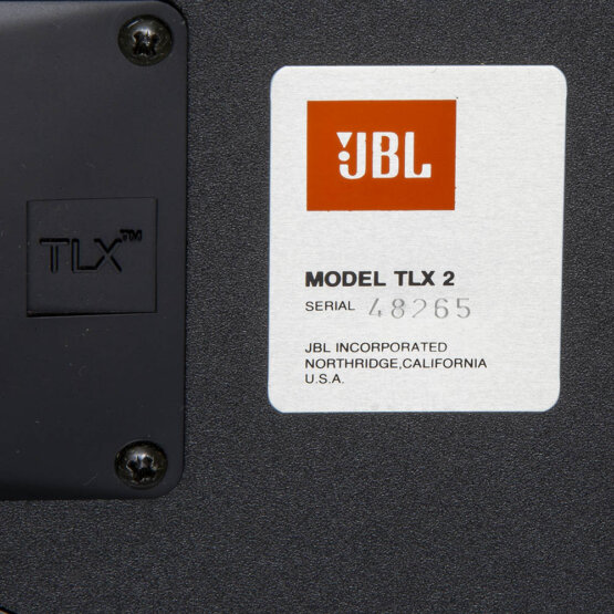 JBL TLX2 luidspreker_W3R9236