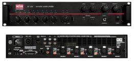 +H E125 T Mixer Amplifier