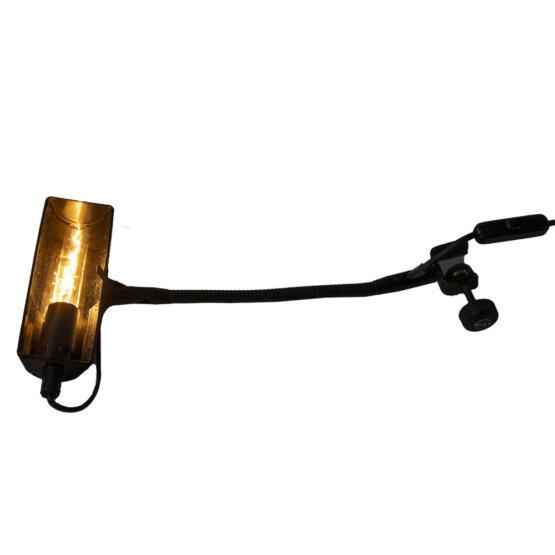 K&M lessenaar lamp zwart _W3R8963