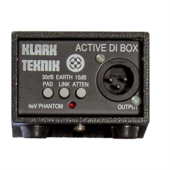 Klark Teknik Acitve DI Box_W3R9065