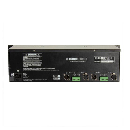 Klark Teknik DN370 dual graphic equaliser_W3R9075