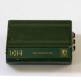 LA Audio D12 Active Direct Inject Box_W3R9158