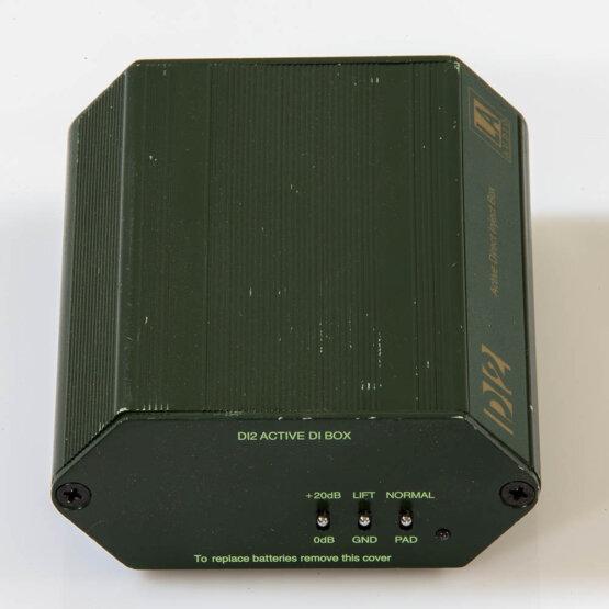 LA Audio D12 Active Direct Inject Box_W3R9159