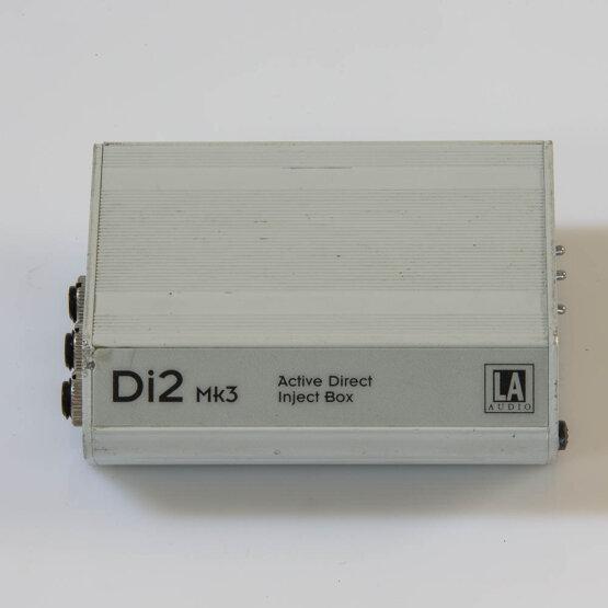LA Audio Di2 mk3 Active Direct Inject Box_W3R9167
