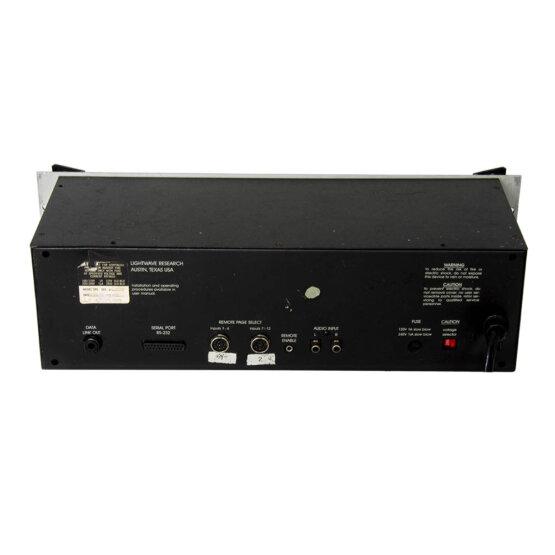 Lightwave Research, Color Pro controller _Q2B6326