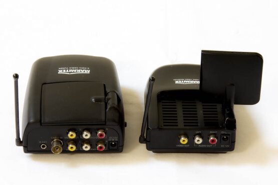 Marmitek 2.4 GHz cable tuner en video receiver_W3R8970