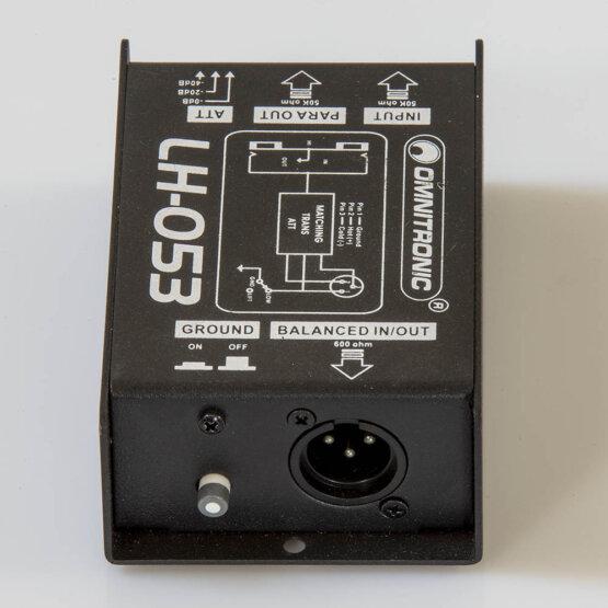 Omnitronic LH-053 d.i. box_W3R9145