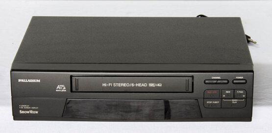 Palladium Showview VHS ATS europ plus recorder_W3R8841