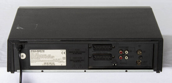Palladium Showview VHS ATS europ plus recorder_W3R8842