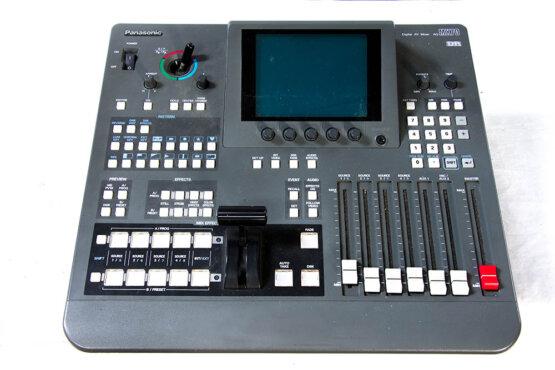 Panasonic MX70 Digital AV Mixer_W3R8409