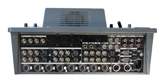 Panasonic MX70 Digital AV Mixer_W3R8411