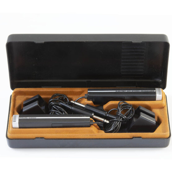 Philips Electret hi-fi microphone set_W3R9182