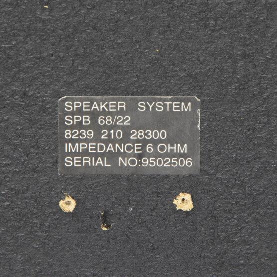Philips SPB 68-22 luidspreker_W3R9243