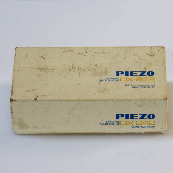 Piezo DX-242 dynamic microphone_W3R9186