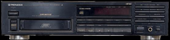 Pioneer PD-M450_W3R7914