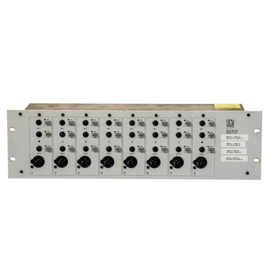 SCV MD8MK2 Multiple DI Box_W3R9119