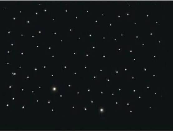 Showtec Star Sky witte leds